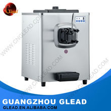 Stainless steel mini hard served soft home ice cream machines