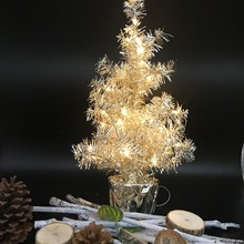 Mini X'mas Led Outdoor Decorations Light Artificial Christmas Tree Led Lights