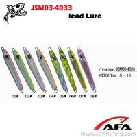import fishing tackle/ fishing/lead lure/ fishing lure JSM03-4033