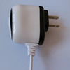 USB AC Wall Charger EU Plug Adapter for iPhone 4 4S 5 5S 5C iPod Samsung HTC