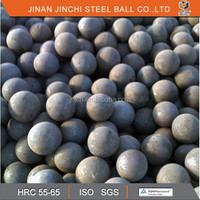 JCF 20-150mm forged grinding steel balls for ball mill