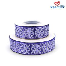 Grosgrain ribbon garment accessories for pakistani ribbon work dresses