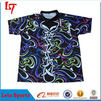 Breathable Polyester Sports Polos Polo Apparel