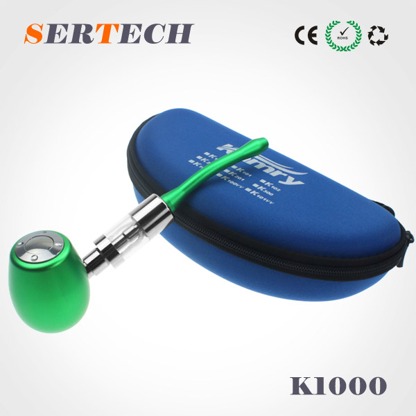 electronic cigarette Kamry K1000, e pipe shape,attractive appearance