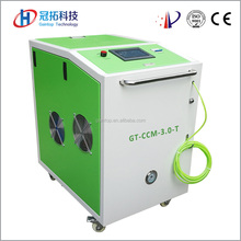 Engine parts degreaser carbon cleaning machine