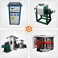 China top induction furnace manufacturer for types of metal melting and casting