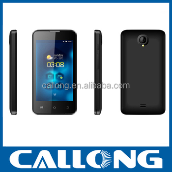 low cost 3g 4.0inch android mobile phone