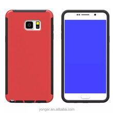 With screen protector mobile phone cover for Samsung Galaxy Note 5