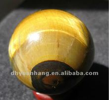 100mm Clear Charming Tiger Eye Stone Ball,Tiger Eye Sphere,tigers eye sphere