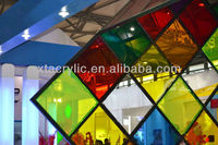 Perspex Color Mirror Sheet for Decoration SGS XT-199991