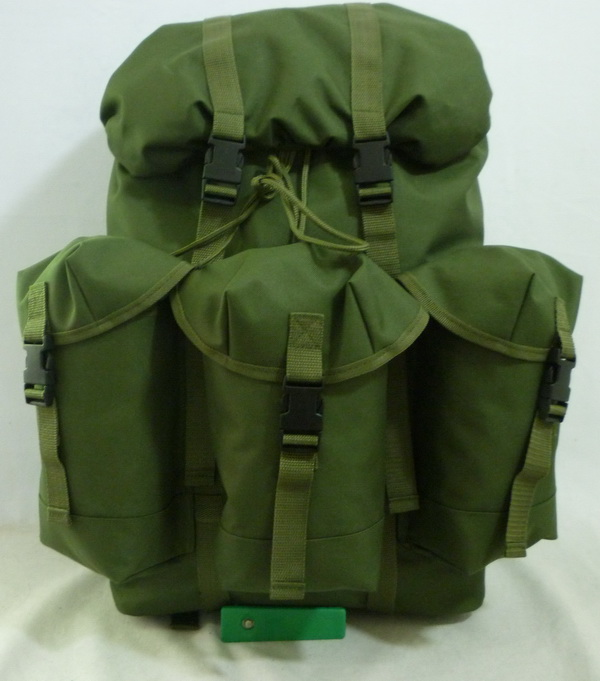 large capacity and durable tactical military backpack