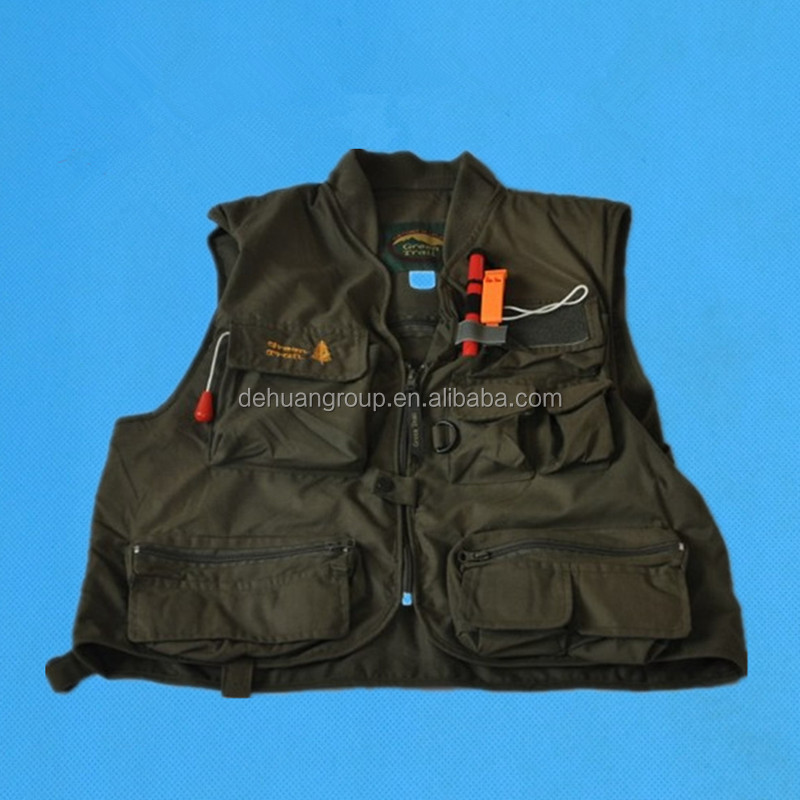 automatic manual inflatable life jacket