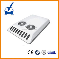 KT-12 12v/24 volt Roof mounted van air conditioner for used on mini bus, vw, sprinter, city bus