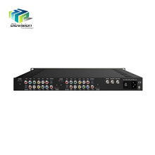 iptv headend 4 channel hd mi/cvbs/YPbPr encoder hd sd video streaming device
