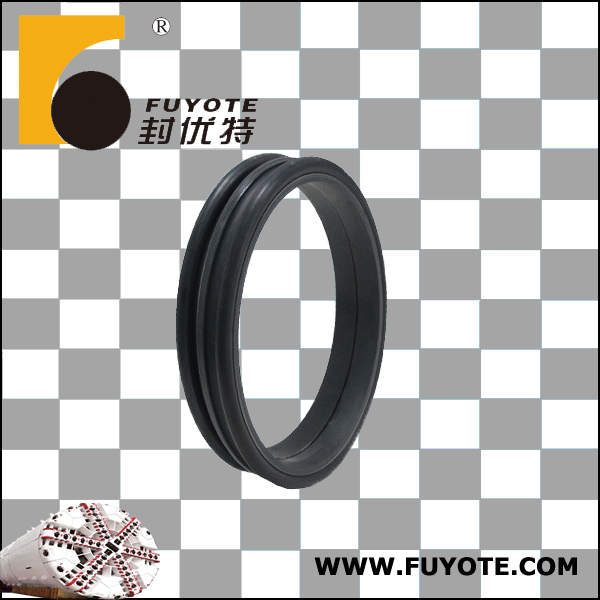 Fuyote manufacture 19 cun shield machine hob using floating seal