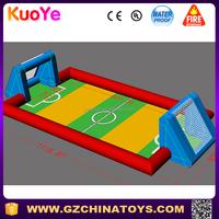 inflatable soccer field for soccer training equipment