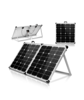 40W 60W 80W 100W foldable solar panel kit monocrystalline for 12V battery
