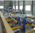 Automatic Pipe Fabrication line