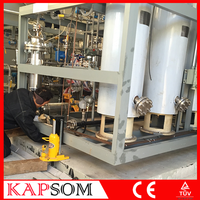 High quality skid-mounted water electrolysis hydrogen generator