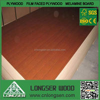 mdf 4x8 with melamine face/melamine mdf wood