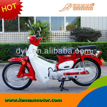 Super Cub EEC Approved Motorcycle 50cc 110cc