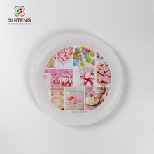 recycled plastic polypropylene wedding dishes and plates sets dinnerware