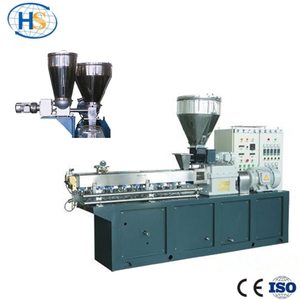 Lab/small/mini twin screw extruder for different plastic factory price