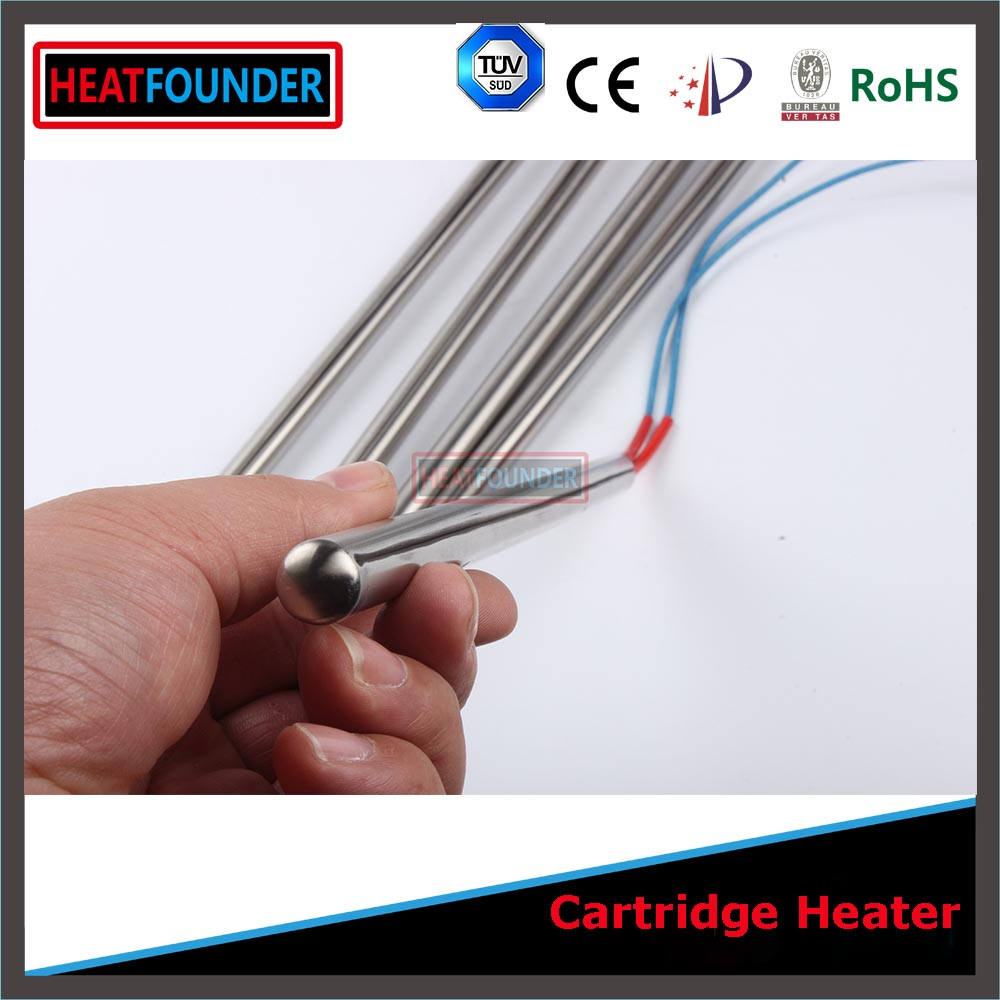 Heatfounder Customized High Quality Cartridge Heater