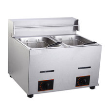 High quality stainless steel automatic deep frying machine for fried chicken