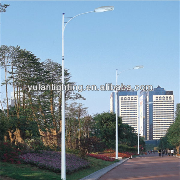 cast iron street lighting poles,road street light pole,pole mount light street light