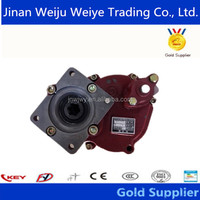 Hydraulic Dump Truck PTO Gear Box QH50-12 Inline Gear ,Power Steering Gear Box,Small Gear Box