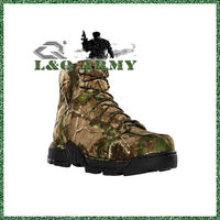 Military Tactical Top Quality Hunting Boots