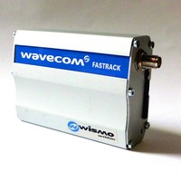Wavecom Fastrack Modem SupportTCP IP GSM