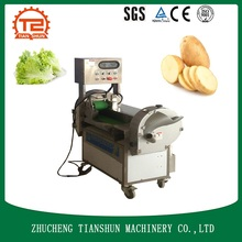 Potato Flakes and Slicing Cutting Machine Curly Chips Cutter