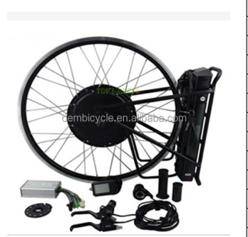 48V 500W brushless electric bicycle kit