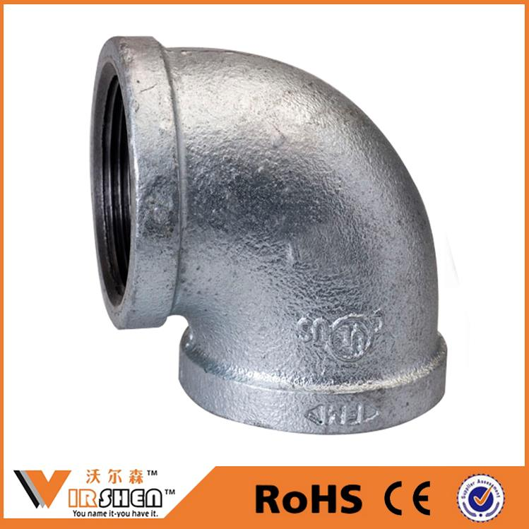 Cast iron pipe fitting names and parts buy