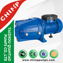 CHIMP high quality 1HP M/80 for irrigation Cast iron Self Priming Jet Water Pump