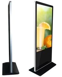 Control remoto indoor floor standing lg screen 55 inch hdmi floor stand digital poster frames