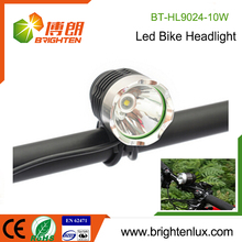 High Power 10w cree xml t6 led Bicycle Bike Headlight Torch For Hand bar, Best Bright Mountain led Bike Headlight Rechargeable