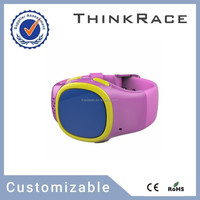 Customizable kid gps tracker for sos call Thinkrace android gps tracker for personal items PT520
