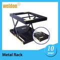 WELDON black metal l bracket