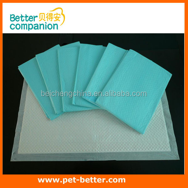 puppy training pad super absorbent -5layers dog pee pee pads Alibaba express