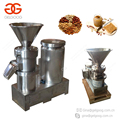 High Quality Vertical Colloid Mill Almond Peanut Sesame Groundnut Paste Grinding Machine