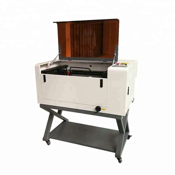 Desktop industrial architectural model laser wood concrete cutting machine
