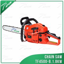 wholesale garden field tools gasoline chain saw high quality chainsaw
