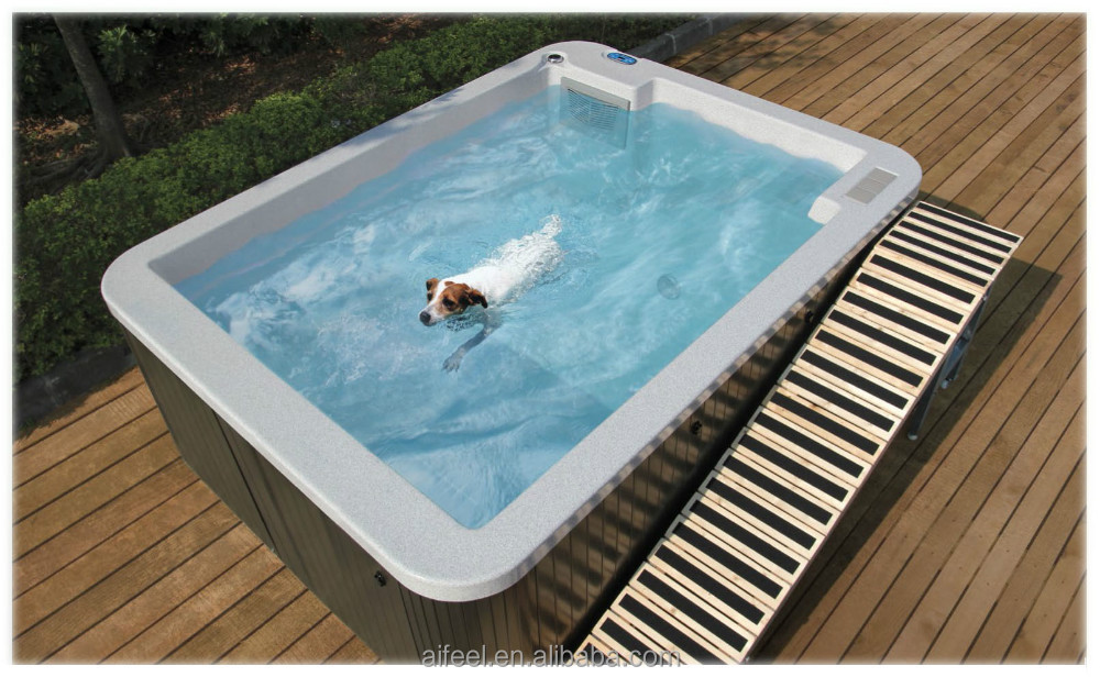 Hot Sale Doggy Swim Exercise Jetted Dog Pools Buy Jetted Swimming Dog Pools Hydro Spa Doggy