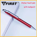 Hot selling high quality plastic touch screen stylus pen for tablet