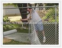 Chain Link Fence Decorative Mesh