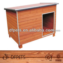 Wooden Pet Dog Kennels Building For Sale DFD007