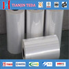 Shrink Film Type and Moisture Proof Feature clear heat shrink plastic film